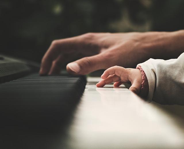 Pianolektioner, Augusti 2019.